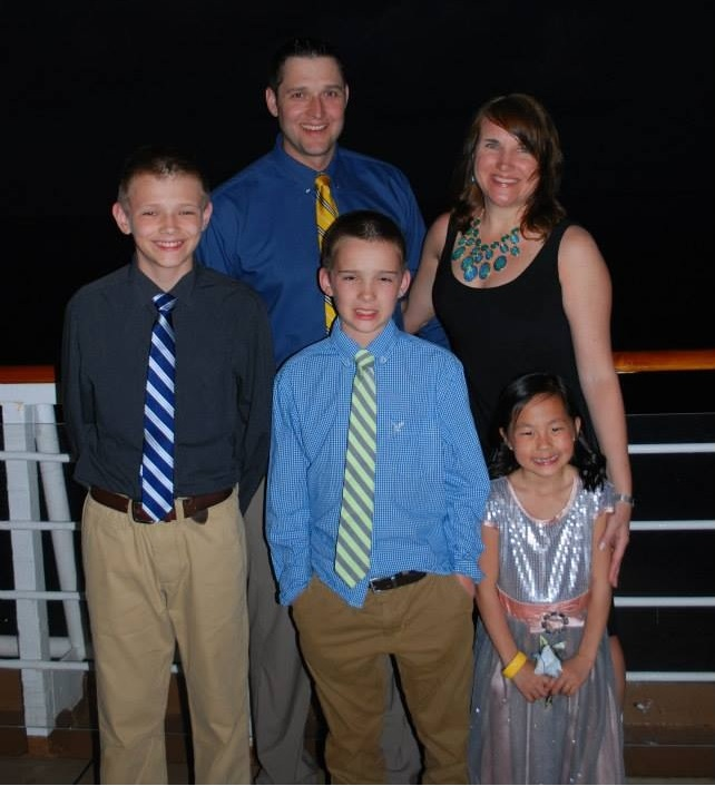 Brockway Family - Families Through Adoption - Grand Rapids MI